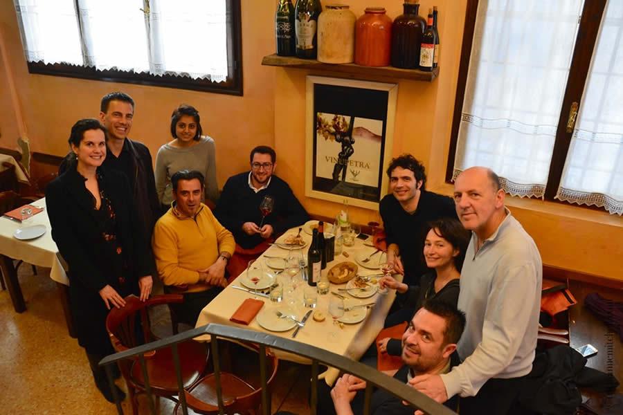 Stallo del Pomodoro Modena Italy Group