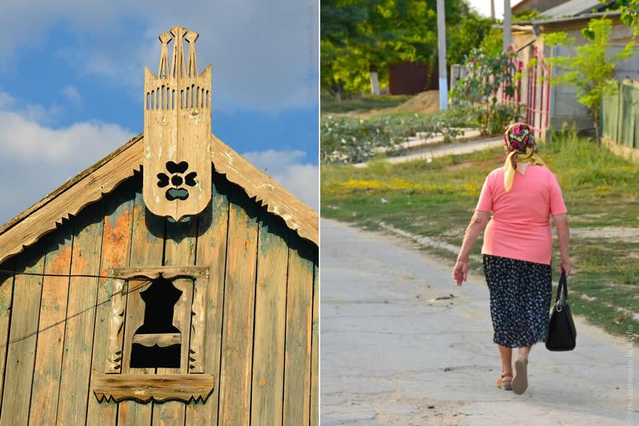 Moldova Village Home Detail