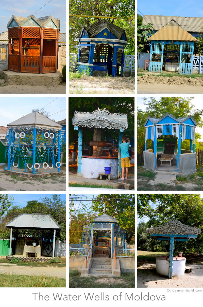 Water Wells of Moldova