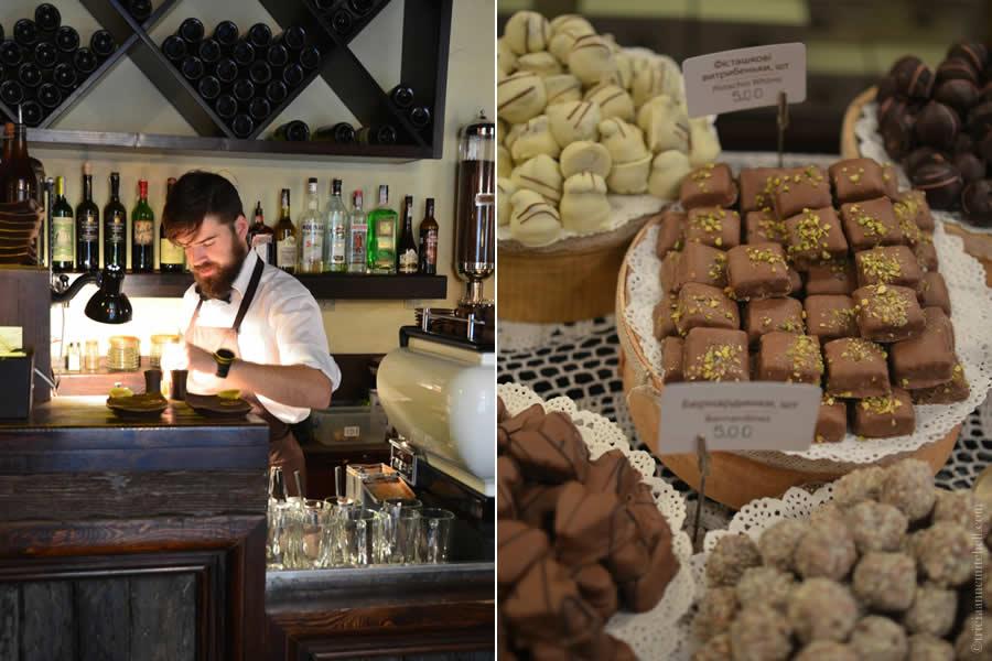 lviv coffee house chocolaterie