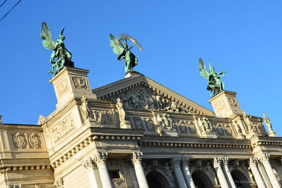 Lviv Opera Ukraine