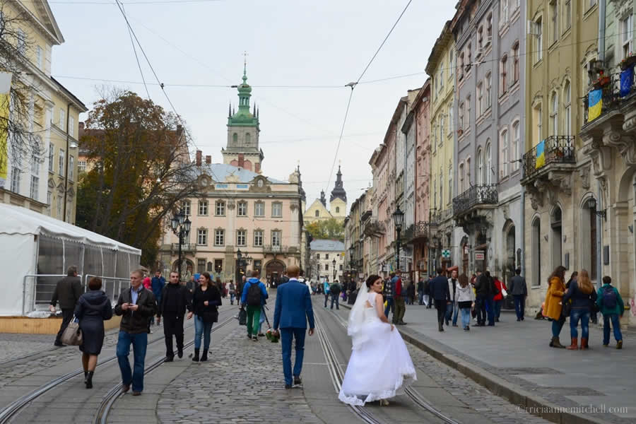 Lviv Wedding Ukraine