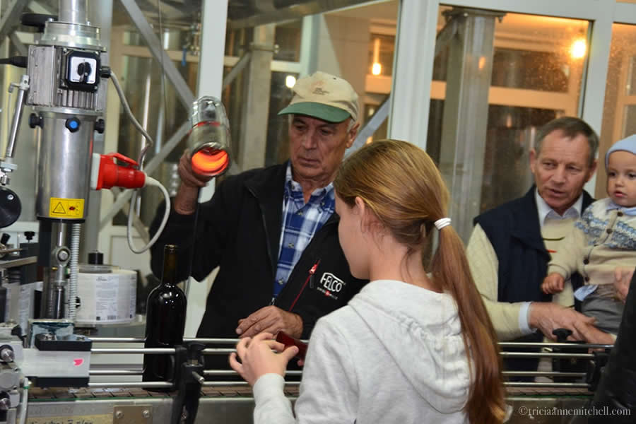 Bottling Wine Et Cetera Winery Moldova 2