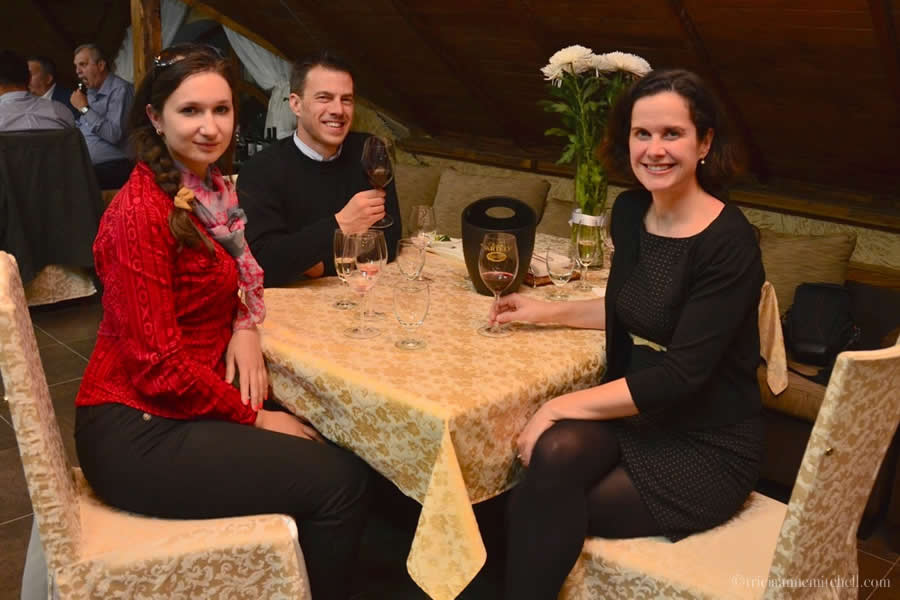 Chateau Vartely Moldova Wine Tasting
