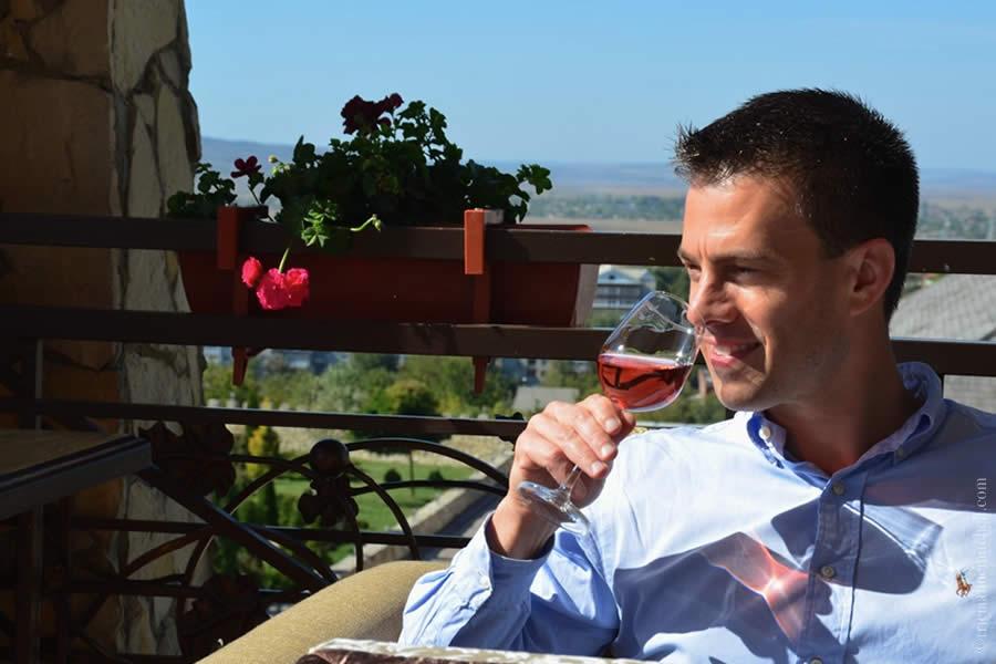 Chateau Vartely wine tasting Moldova