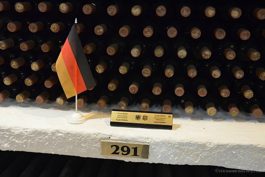 Cricova Wine Merkel Collection