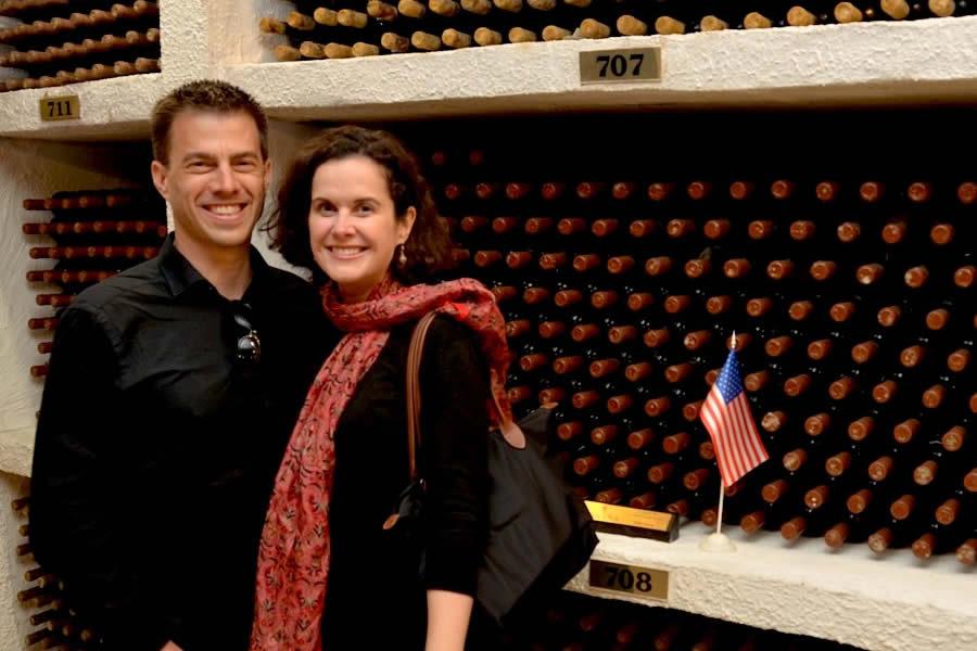 Cricova Winery Moldova Kerry Wine Collection