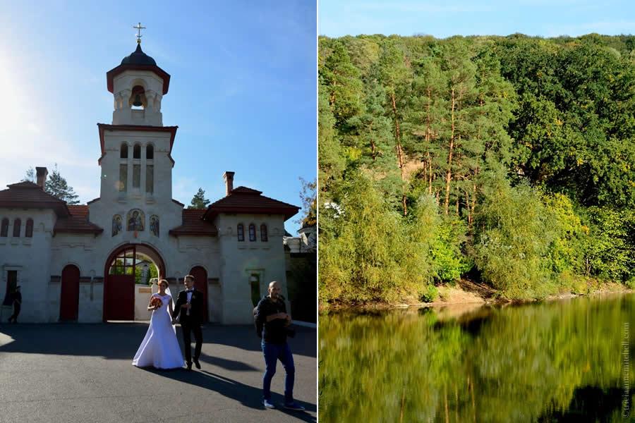 Curchi Monastery Moldova