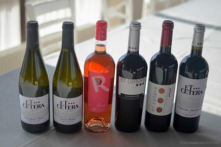 Et Cetera Winery Wine Moldova