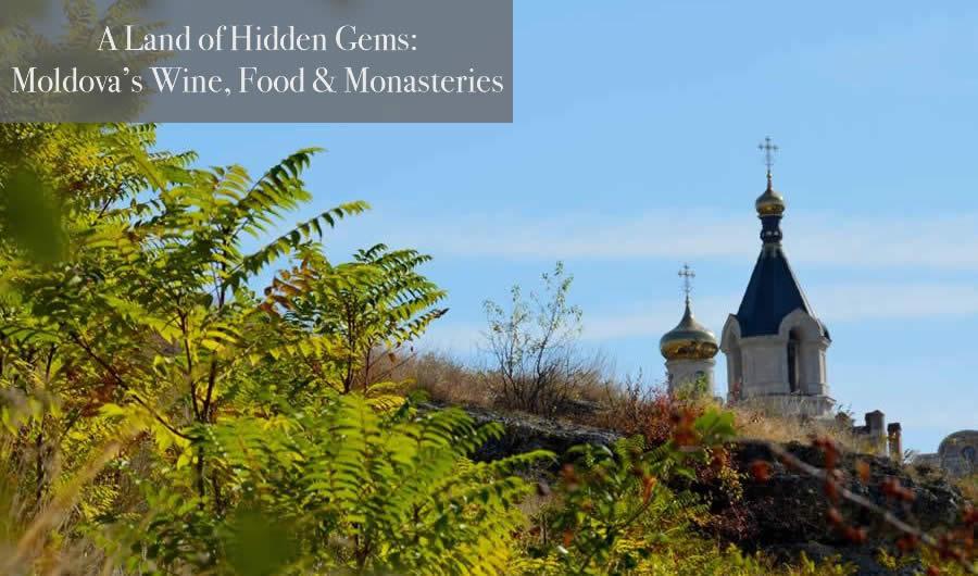 Moldova wine food monasteries