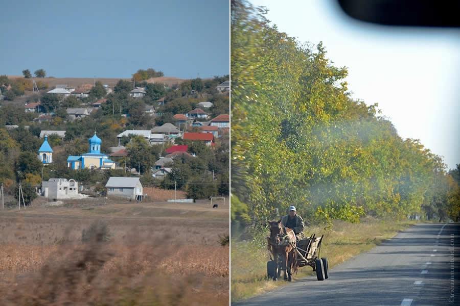 Moldovan Countryside