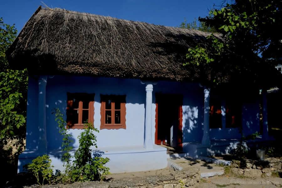 Orhei Traditional Moldovan Home