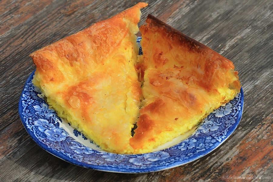 Placinta pastry Moldova
