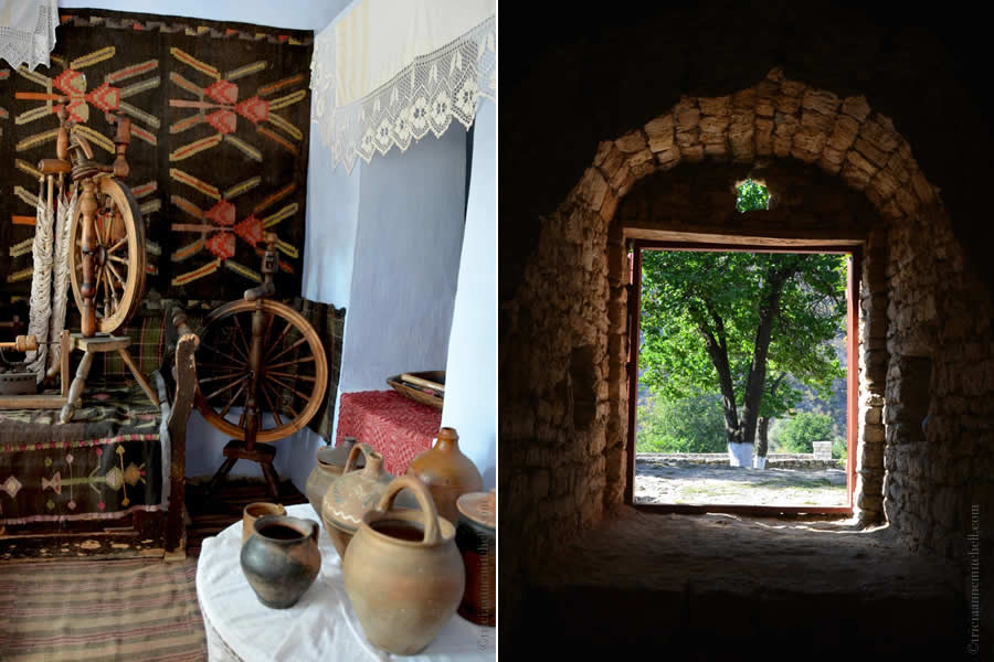 Traditional Moldovan Home Old Orhei
