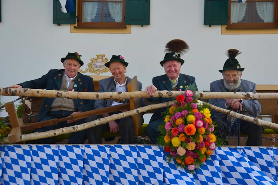 Unterammergau horse blessing 5