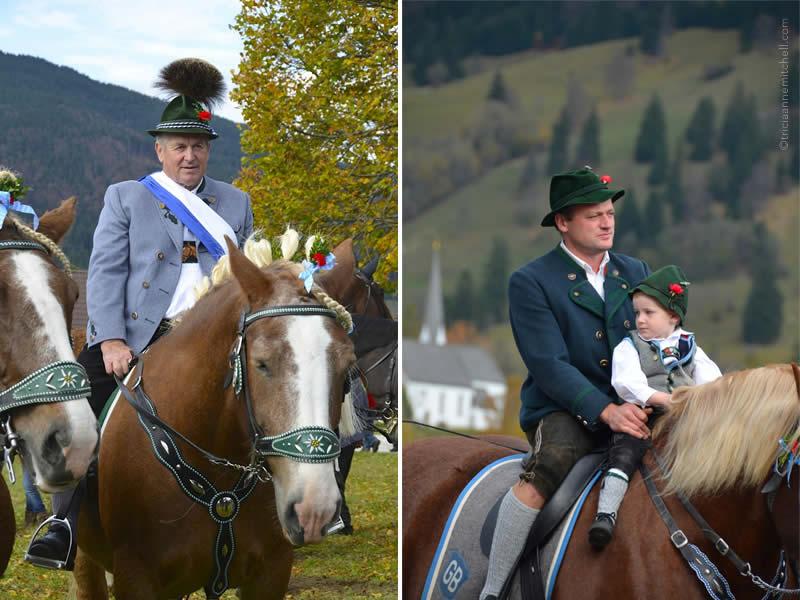 Unterammergau Leonhardiritt horse blessing 12jpg