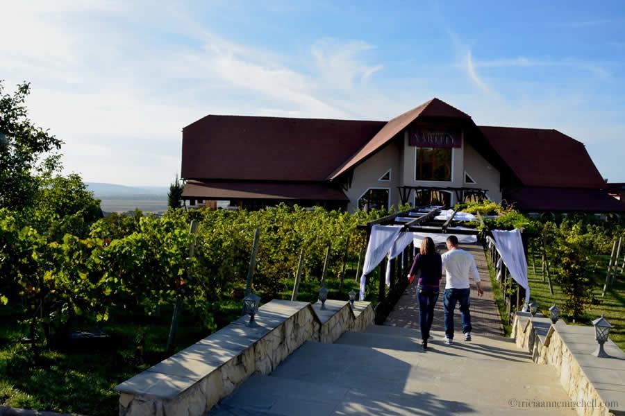 Wine Moldova Chateau Vartely