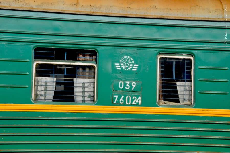 Moldovan Train