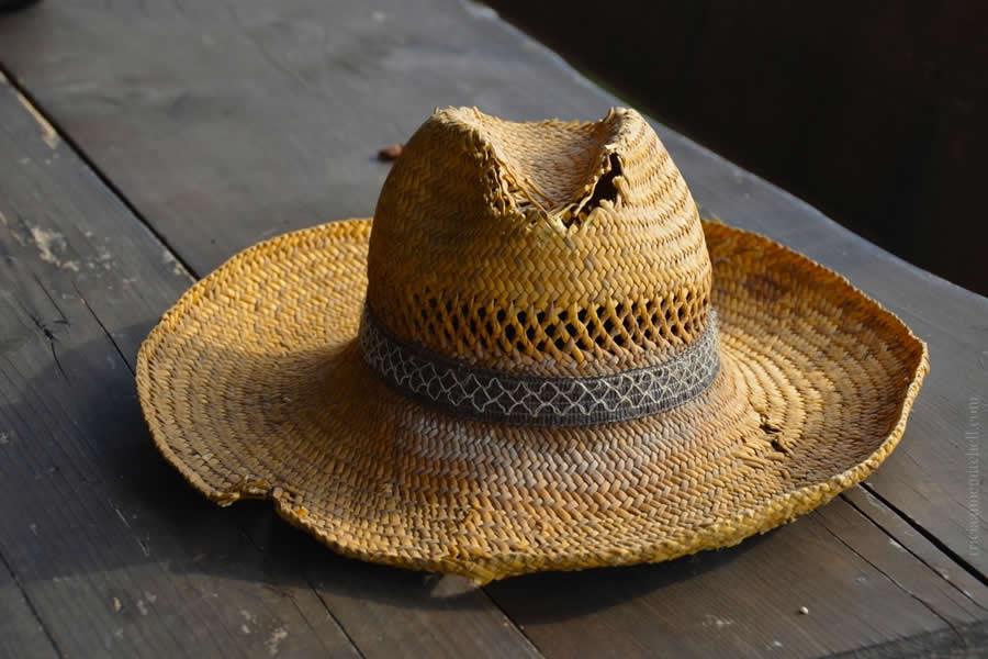 Croatian Winemaker Sun Hat