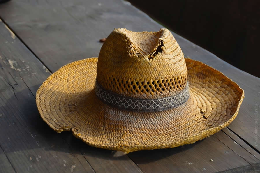 Croatian Winemaker Sun Hat