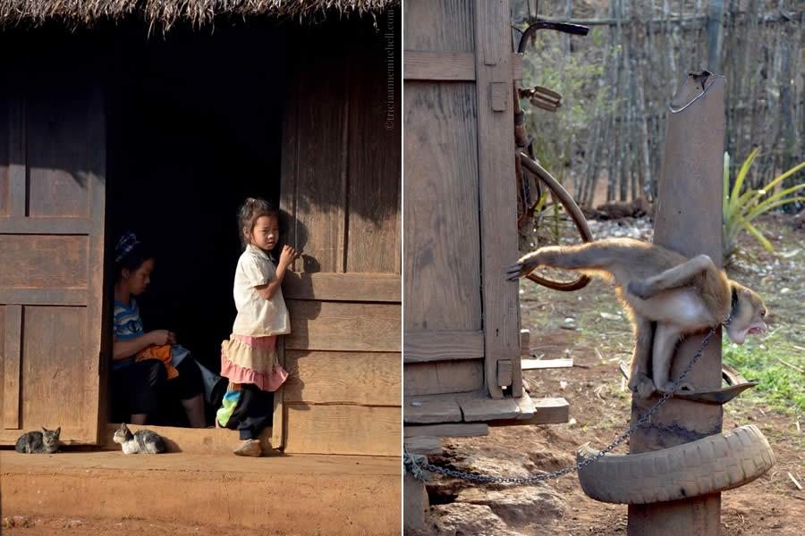 Bomb Village Laos