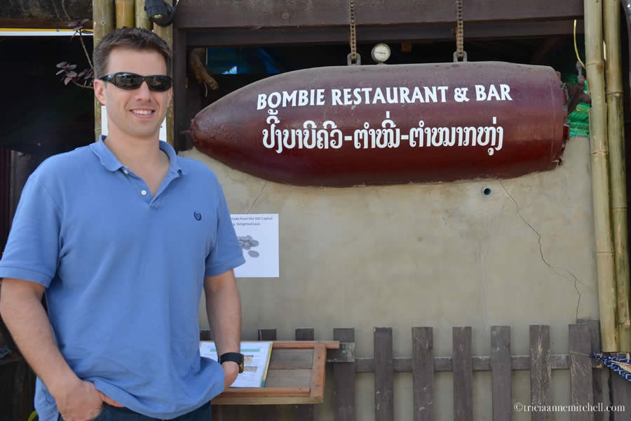 Bombie Restaurant and Bar Phonsavan Laos