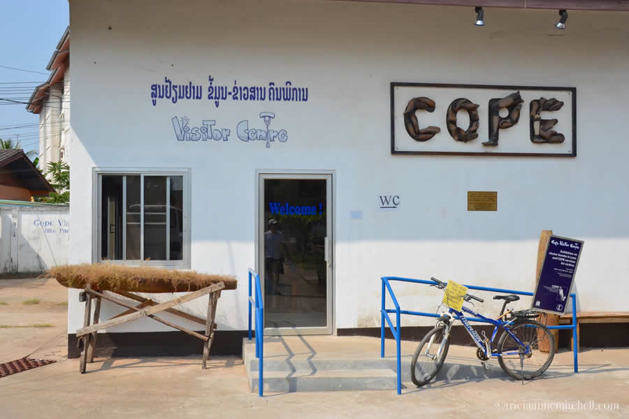 COPE Visitor Center Vientiane Laos