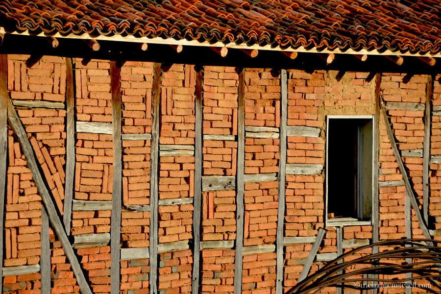 Half Timbered Building Bulgaria