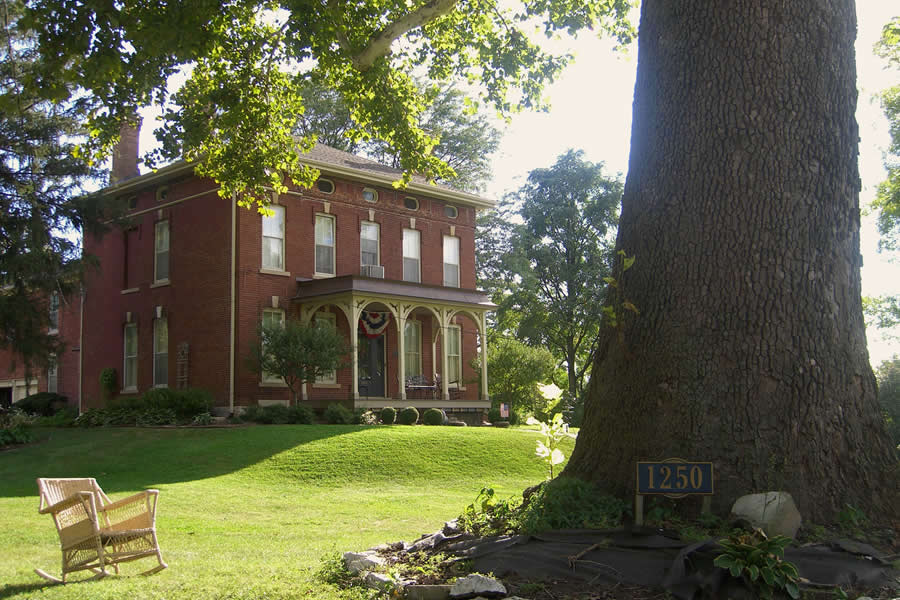 Historic Rock Island House Dimick for Sale 1250