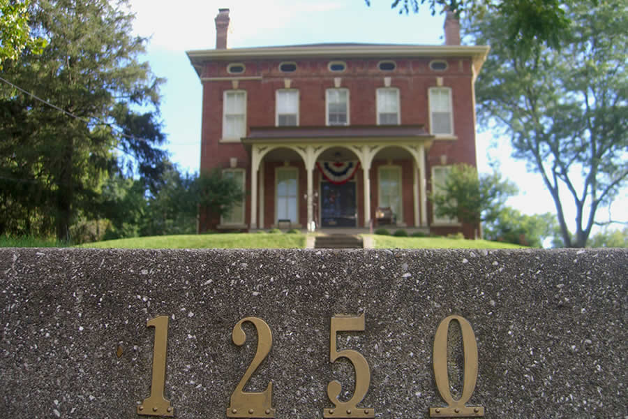 Historic Rock Island House Dimick for Sale
