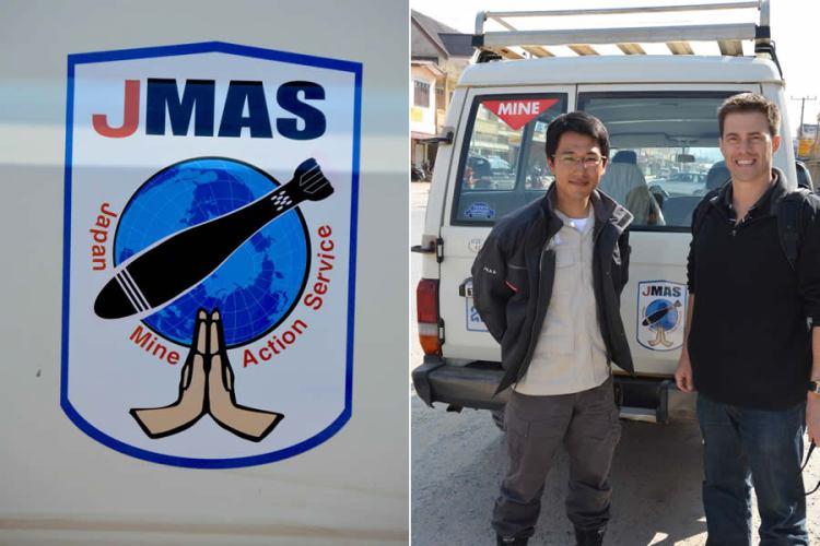Japan Mine Action Service Laos