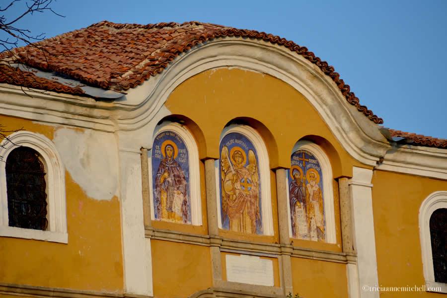 Kalofer Bulgaria Church