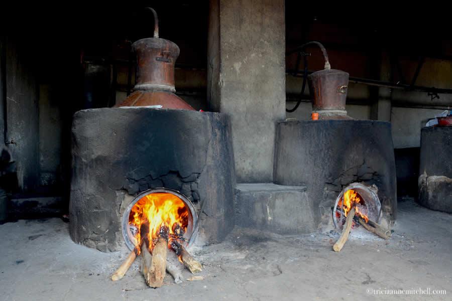 Kalofer Bulgaria Distillery