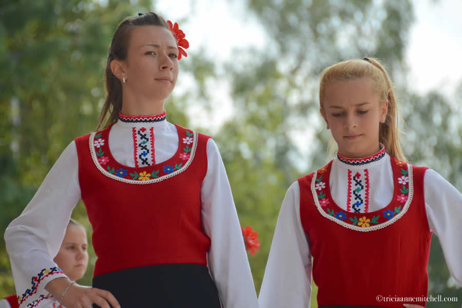 Kalofer Bulgaria Folk Dancing