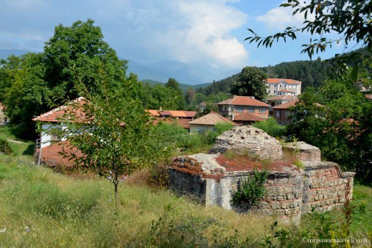 Kalofer Bulgaria Landscape