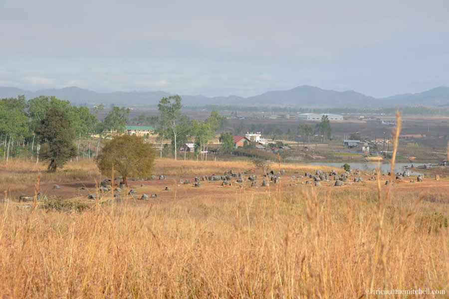 Laos Plain of Jars Site 1