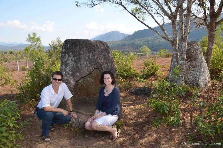 Laos Plain of Jars Site 3