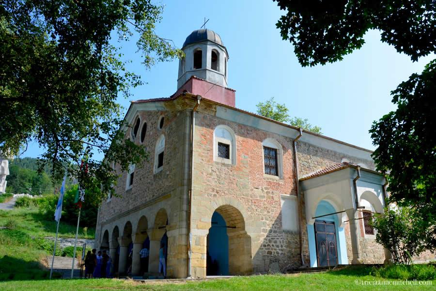 Orthodox church Kalofer Bulgaria