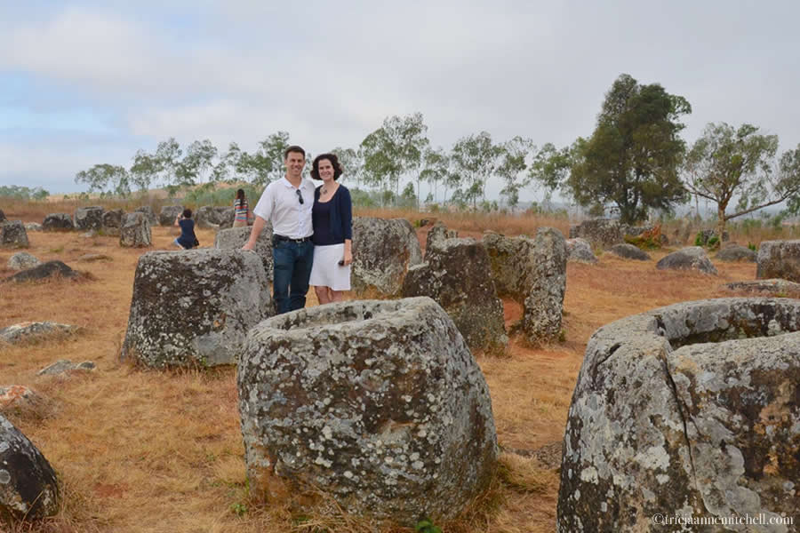 Plain of Jars Site 1 Landscape