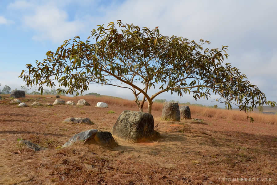 Plain of Jars Site 1 Laos