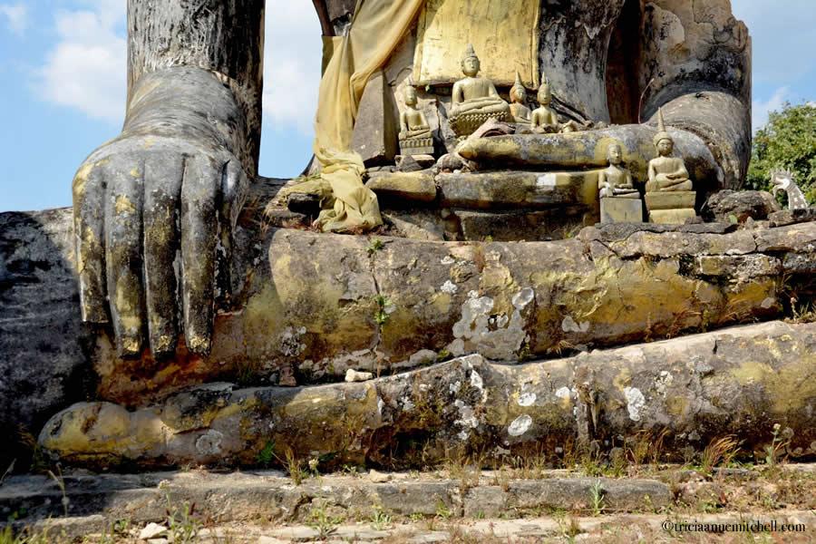 Wat Phia Wat Laos Buddhas