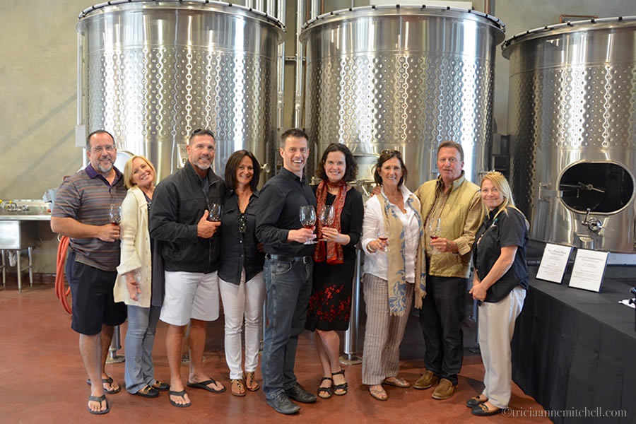 101 Wine Tours Paso Robles Group Shot