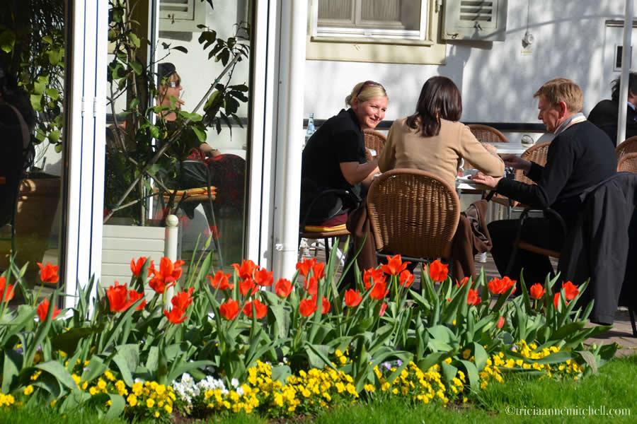 Cafe Heidelberg Germany