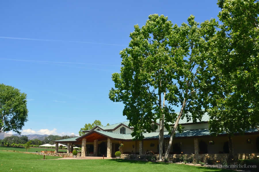 Fess Parker Winery California