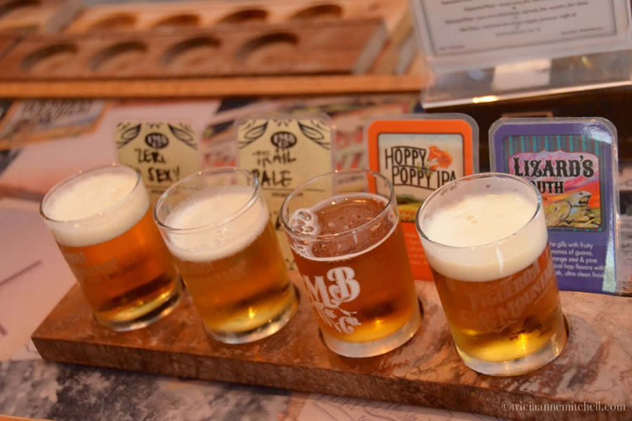 Figueroa Mountain Brewing Los Olivos Beer Tasting