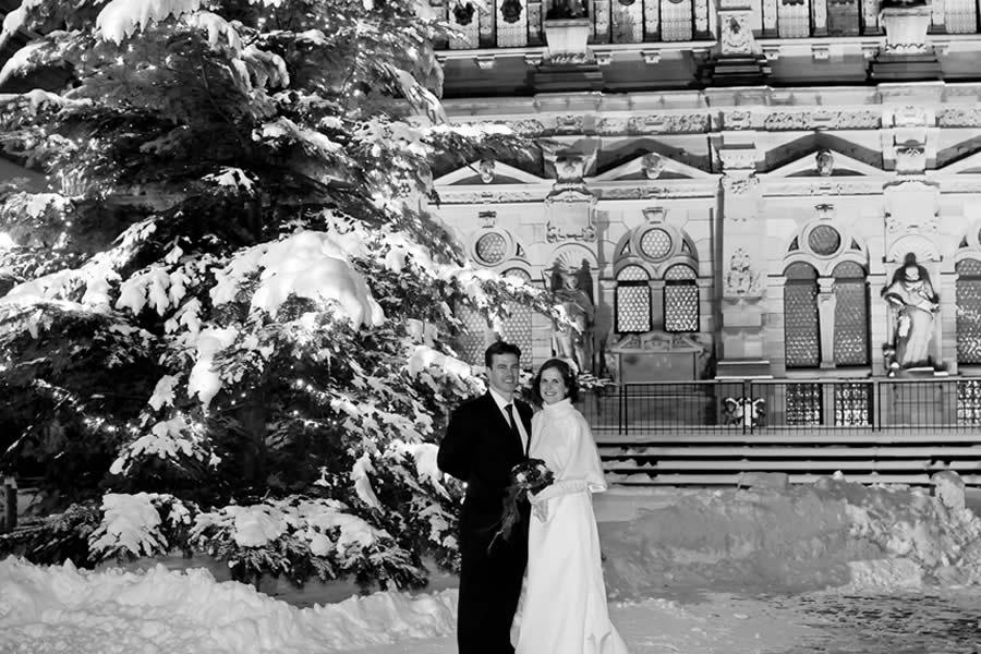 Heidelberg Castle Wedding Photo
