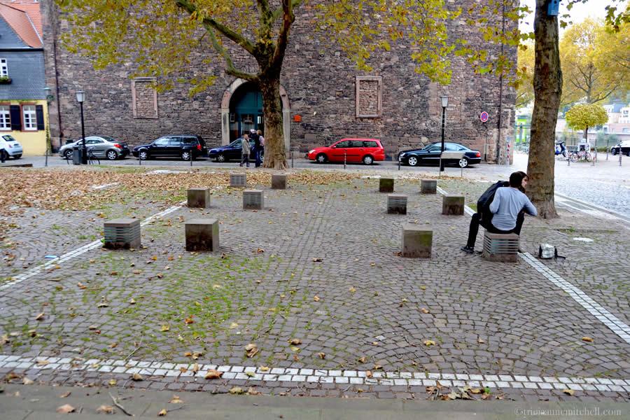 Heidelberg Synagogue Kristallnacht