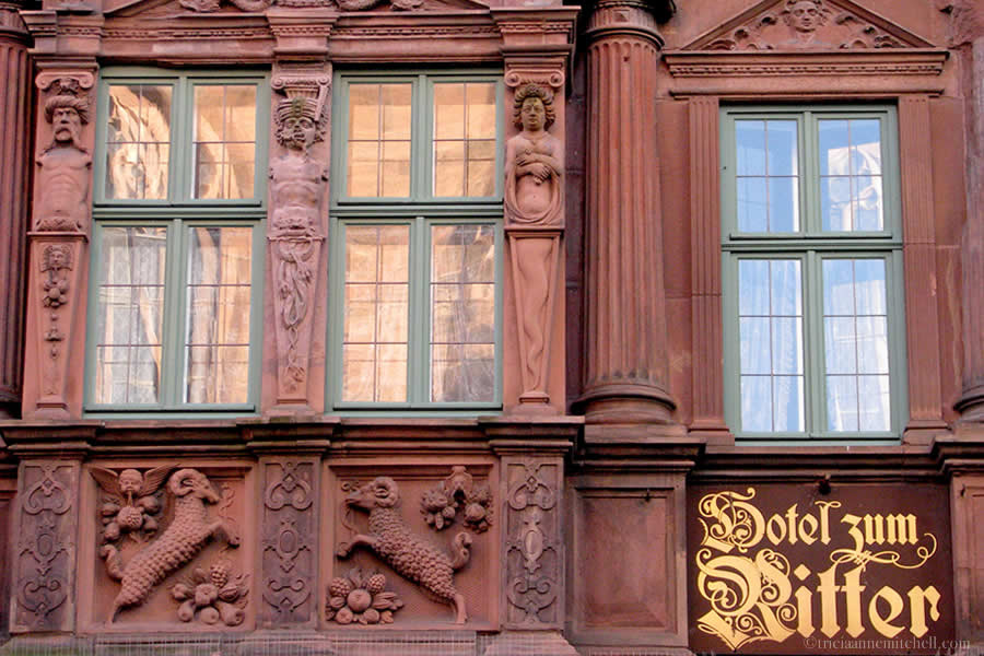Hotel Zum Ritter Heidelberg Germany