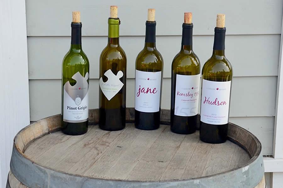 J Ludlow Los Olivos Wine Tasting