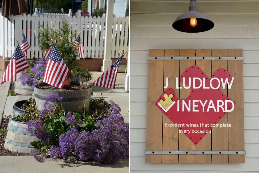 J Ludlow Vineyard Los Olivos